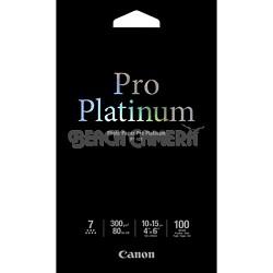 """Photo Paper Pro Platinum 4""""x6"""" 100 Sheets"""