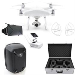 Phantom 4 Advanced Plus Quadcopter Drone w/ VR Vue Bundle (CP.PT.000698)