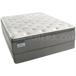 BeautySleep First Snowfall Plush Mattress PT PS - Queen - 700753563-1050
