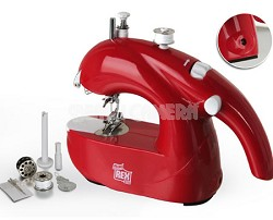 RX-07 Cord-Cordless Sewing Machine with Pedal