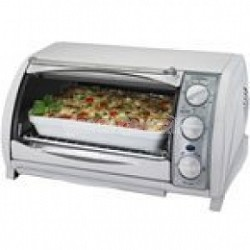 TRO651W Toast-R-Oven Classic with Electronic Control White TR0-651W