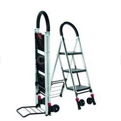 Travel Smart CTS Ladder Kart II Hand Truck
