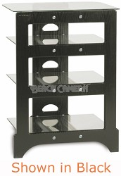 TL-4A Audio/Video Component Rack (Light Cherry)