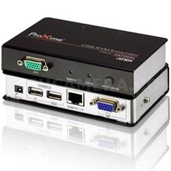 USB VGA Cat 5 KVM Extender 1280 x 1024 150m - CE700A