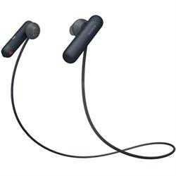 SP500 In-Ear Sport Headphones w/ Bluetooth - Black (WISP500/B)