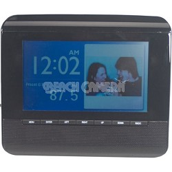 SleuthGear Covert Digital Picture Frame Color - OPEN BOX