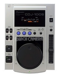 CDJ-100s Tabletop CD Players
