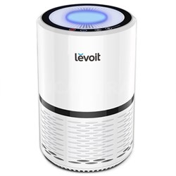 Levoit True HEPA Air Purifier for Pets, Smoke, Dust, Smokers, Mold
