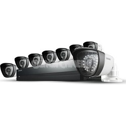 8CH 8 IP66 7200TVL Cameras DVR Security System with 500GB HDD