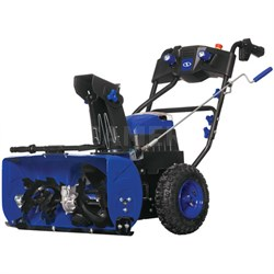 ION8024-XRP 24-Inch 80 Volt 2x6 Ah Batteries Cordless Two Stage Snow Blower