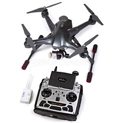 Scout X4 Ready to Fly Quadcopter w/ Ground Station, Gimbal, iLook+, Transmitter