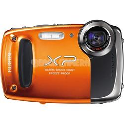 Finepix XP50 14MP CMOS Digital Camera (Orange)