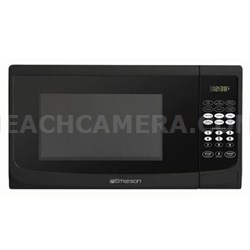 0.9 Cubic Feet Microwave Oven in Black - MW9255B