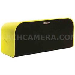 Music Center KMC 1 Portable Speaker System - Yellow- (OPEN BOX)