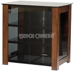 "DFAV30M - Designer Series 4-Shelf A/V Cabinet for TVs up to 32"" (Mocha Finish)"