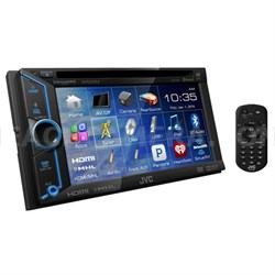 "KW-V31BT DVD/CD/USB Bluetooth Receiver with 6.1"" WVGA Touch - OPEN BOX"