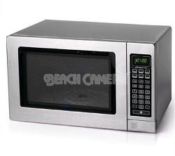 1.0 Cu. Ft./1000 Watts Power/Push Button Door Microwave