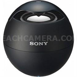 SRSBTV5 Portable NFC Bluetooth Wireless Speaker System - Black - OPEN BOX