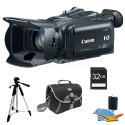 XA20 High Definition Professional Camcorder Plus 32GB Kit