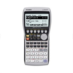 FX-9860GII Graphing Calculator - 8 Line(s) - 21 Character(s) - LCD