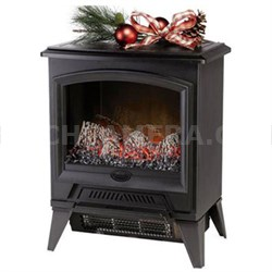 Tristan Electric Stove-Style Fireplace
