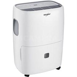 Energy Star 30-Pint Dehumidifier in White - WHAD303AW