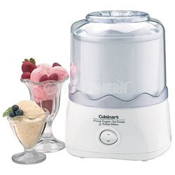 Ice-20 Automatic Frozen Yogurt-Ice Cream &Sorbet Maker
