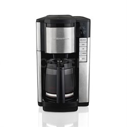 46381 12 Cup Easy Access - Front Water Fill Coffeemaker