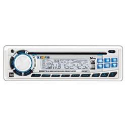MXDM70 AM/FM/CD/MP3/WMA Weather Receiver