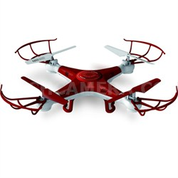 Quadrone Quadcopter 4 Channel 2.4GHz RC Drone with Best Protective Guards