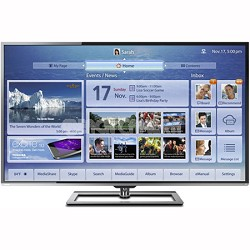 65 Inch Ultra-Slim LED TV 3D ClearScan 240Hz Cloud TV (65L7350)