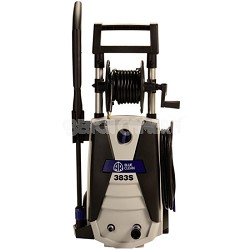 1,800 PSI 1.3 GPM 14 Amp Electric Pressure Washer with Hose Reel