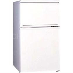 3.2 Cubic Foot 2-Door Fridge and Freezer (White) FR832I-WHITE