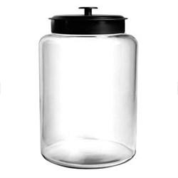 2.5gal Montana Jar w Metal Cvr