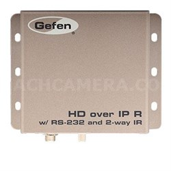 HDMI over IP w/ RS-232 and Bi-Directional IR Receiver - EXT-HD2IRS-LAN-RX