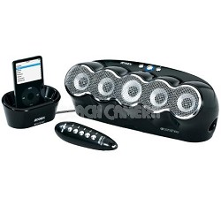 JISS-550-BK Banshee Docking Speaker Station for iPod (Black)