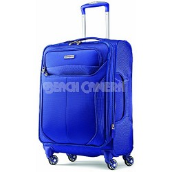 "LIFTwo 21"" Spinner Luggage (Blue)"