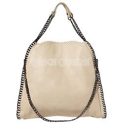 854f4682be Steve Madden Steve Madden Totally ChainTote Bag (Cream
