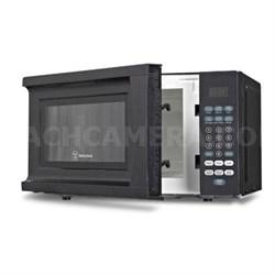 0.7 cu Ft Microwave Black