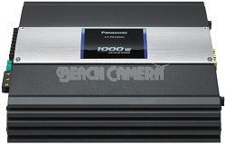 CY-PA4003U - 1000W 4-channel car amplifier (250 watts RMS x 4)
