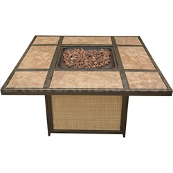 Traditions Tile-Top Fire Pit - TRADTILE1PCFP