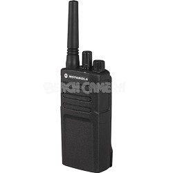 RMU2080 On-Site 8 Channel UHF Two-Way Business Radio with NOAA - Black