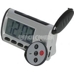 MiniClockEcon Digital Clock DVR Camera