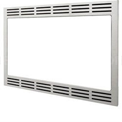 "27"" Stainless Steel Trim Kit for 2.2 Cubic Foot Microwaves - NNTK922SS"