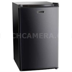 3.1 Cubic Feet Compact Refrigerator in Black - CR310B2