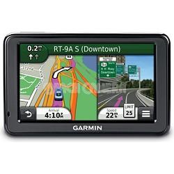 nuvi 2555LMT 5-Inch Advanced GPS w/ Lifetime Map &Traffic - Factory Refurbished