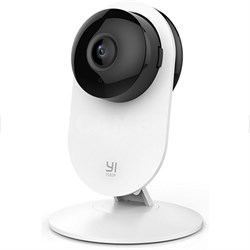 1080p Home Camera Wireless IP Security Surveillance System (US Edition) White