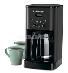 DCC-1200 Brew Central 12 Cup Programmable Coffeemaker (black)