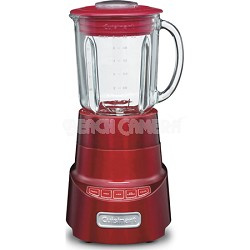 SPB-600 SmartPower Deluxe Die Cast Blender, 48-Ounce (Metallic Red)