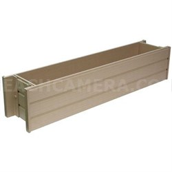 "EcoChoice 30"" Rect Window Box Planter - EPWB103R30"